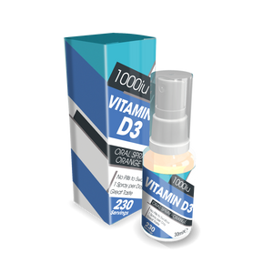 Vitamin D3 1000IU Spray