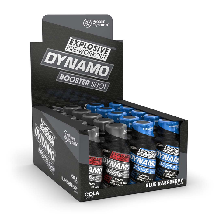 Mixed Case Dynamo Shot