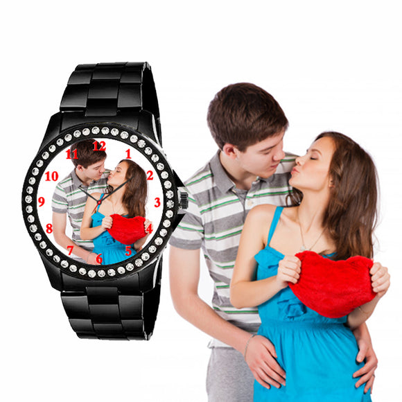 Personalized Custom Photo Watches make the perfect gift!