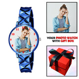 Designer Photo Watch For Her