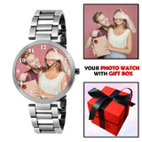 Beautiful Personalized Watch For Fashionable Lady