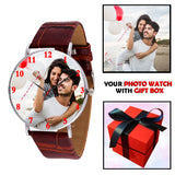Personalised Photo Watch For Women