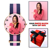 Photo Watches, Special Gift For Her
