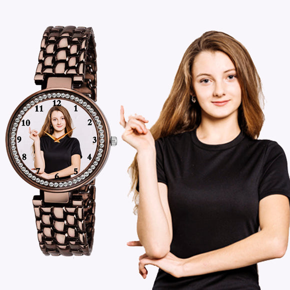 Stylish Picture Watch Gifts For Dashing Divas