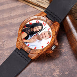 Personalized Gifts_Wooden Wrist Watch
