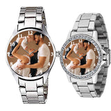 Combo Personalized Watch For Couples