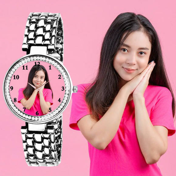 Fancy Photo Watch Gifts For Dashing Divas