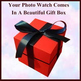 Personalized Photo Watch For Couples