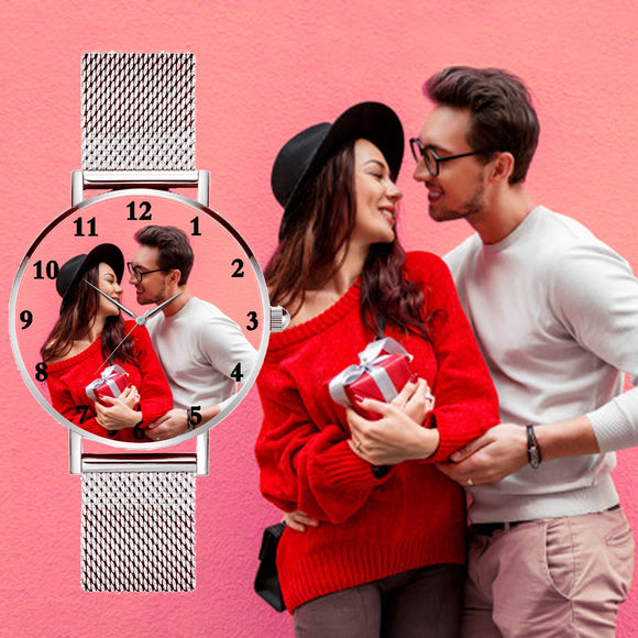 Best Gifts For Anniversary Couple Photo Watch