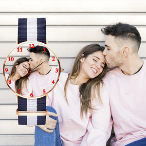 Photo Watch, Special Gift For Wife On Birthday / Anniversary