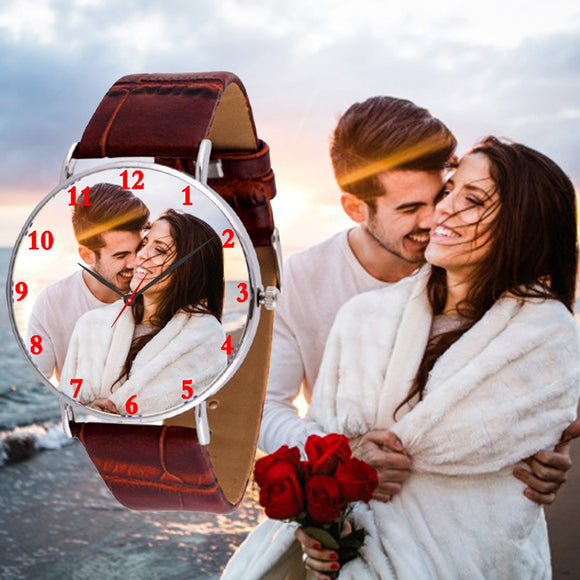 Personalized Watch Best Gifts For Husbands On Birthday / Anniversary