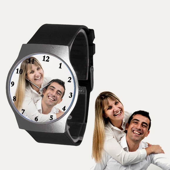 Photo Watch, Best Gift Ideas For Boyfriend / Husband