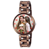 Beautiful Photo Watch For Fashionable Lady