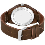 Personalized Wooden Wrist Watch For Him