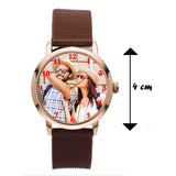 Classic Personalized Wrist Watch For Men