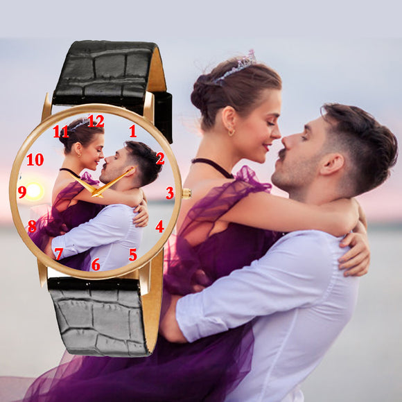 Customized Watch Classy Valentines Gifts For Him