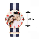Nato Straps Personalized Wrist Watch For Her