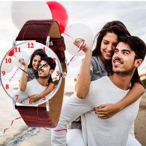 Personalized Gifts, Personalised Photo Watch For Women