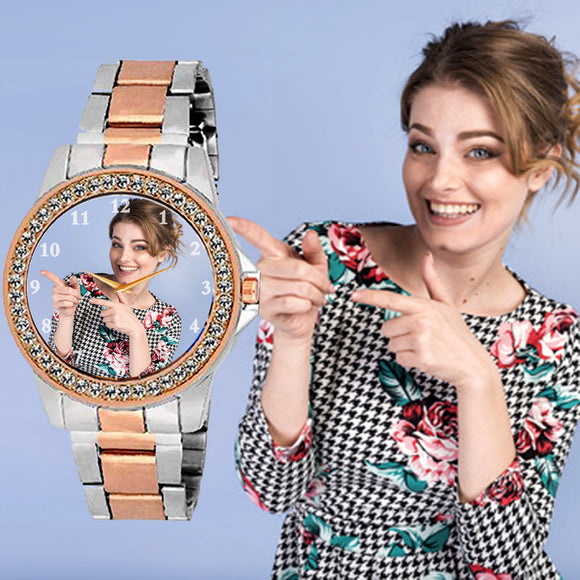 Personalized Wrist Watch For Girls
