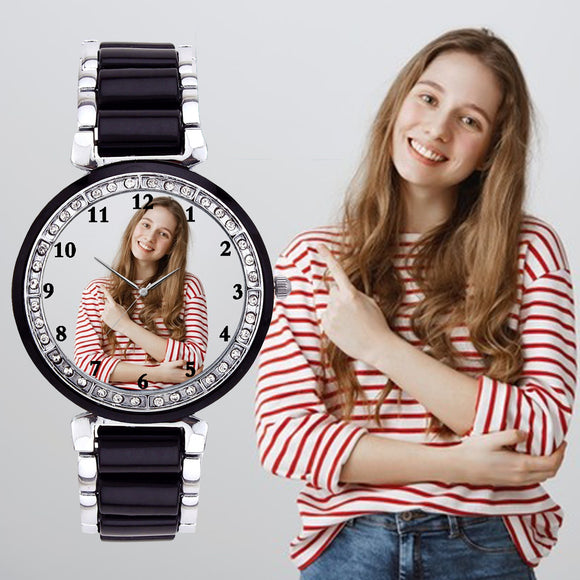 Stylish Photo Watch Gifts For Girls