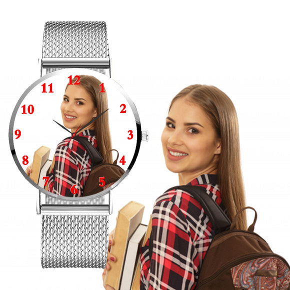 Unique Watch For Girl
