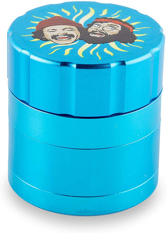 Cheech And Chong Weed Grinder | Aluminum Grinders | Free Shipping