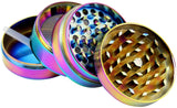 Mandala Premium Aluminum | Weed/Herb Grinder For Sale | Free Shipping