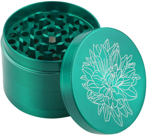 New Design Zinc Alloy Herb Grinder | Best Weed Grinder | Free Shipping