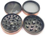 Retro Tobacco/Weed Grinder | Sharp Cutting Teeth | Free Shipping