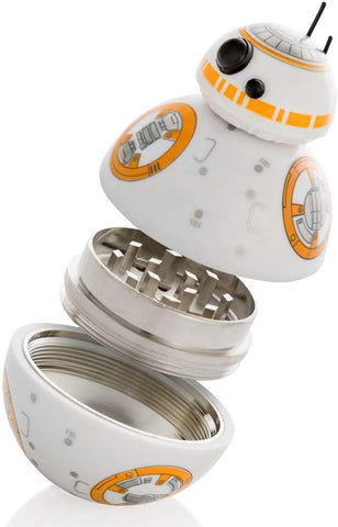 Star Wars Herb Grinder With Pollen Catcher For Sale | Free Shipping