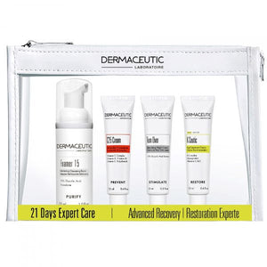 Dermaceutic 21-Days Expert Care Kit - Advanced Recovery
