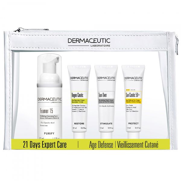 Dermaceutic 21-Days Expert Care Kit - Age Defense