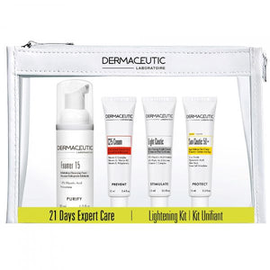 Dermaceutic 21-Days Expert Care Kit - Lightening Kit