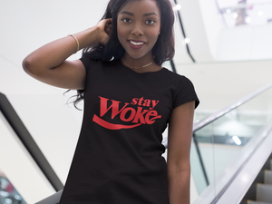 Ladies' Stay Woke Shirt