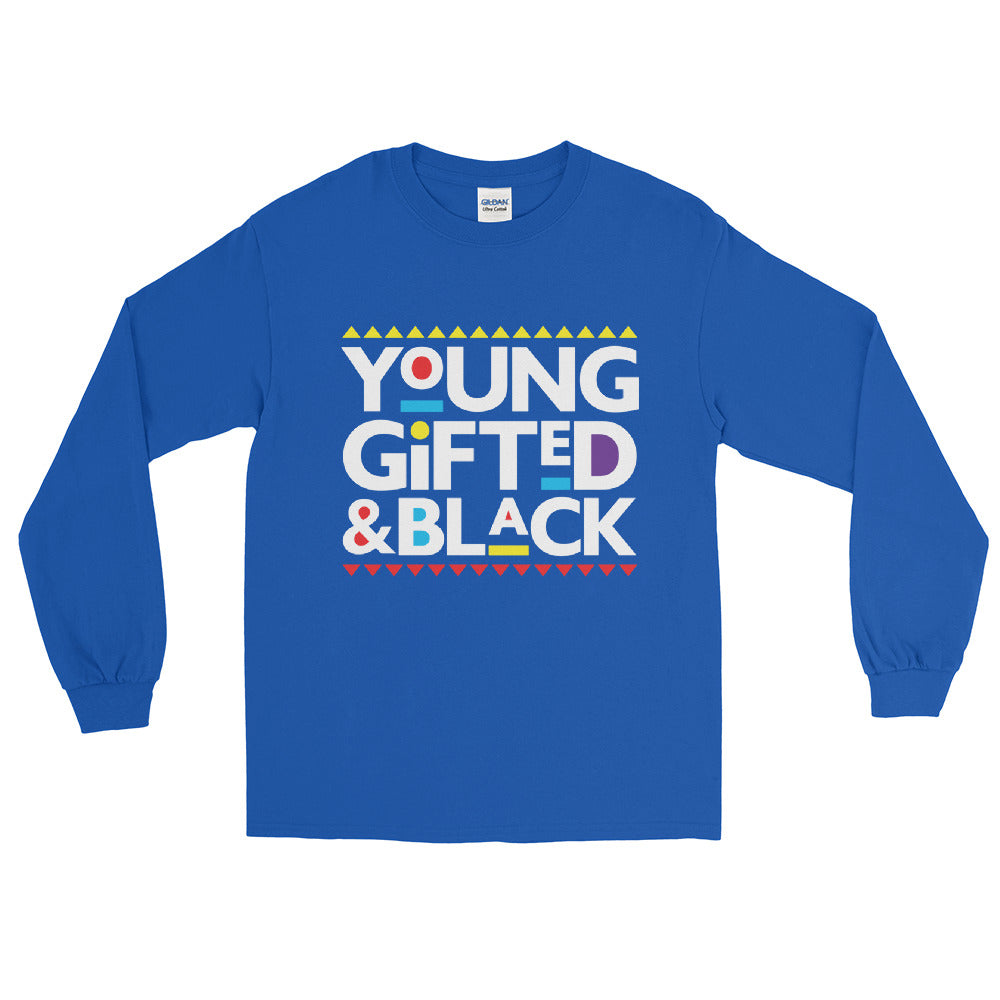 Men's Young Gifted & Black Long Sleeve