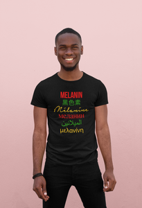 Men's Melanin Multilingual