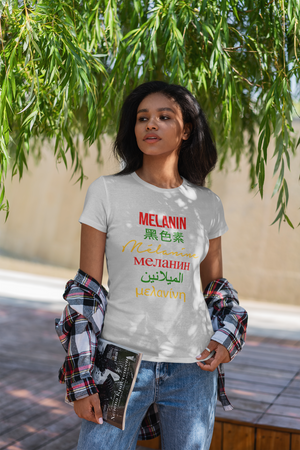 Ladies' Melanin Multilingual