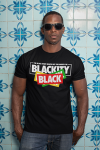 Mens' Blackity Black Black