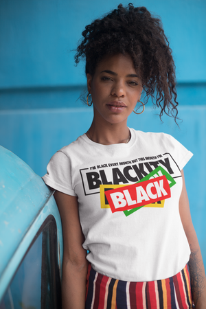 Ladies' Blackity Black Black