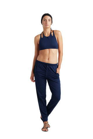Hydra Top and Track Pant Navy
