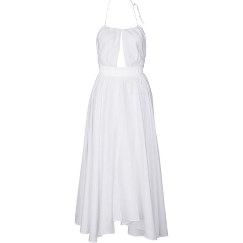 Cotton Poplin Hampton Dress