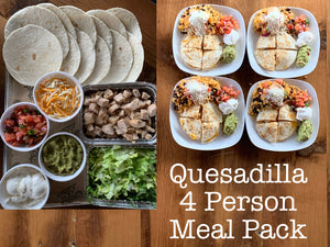 Quesadilla Meal Pack