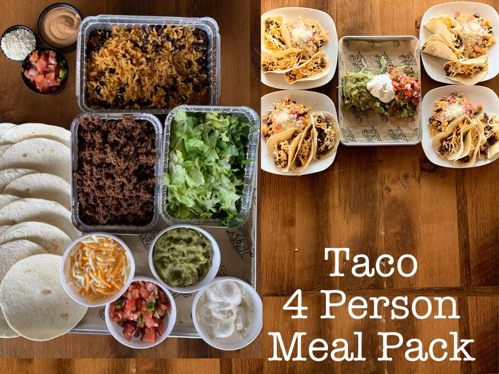 Cobbs Tacos Meal Pack