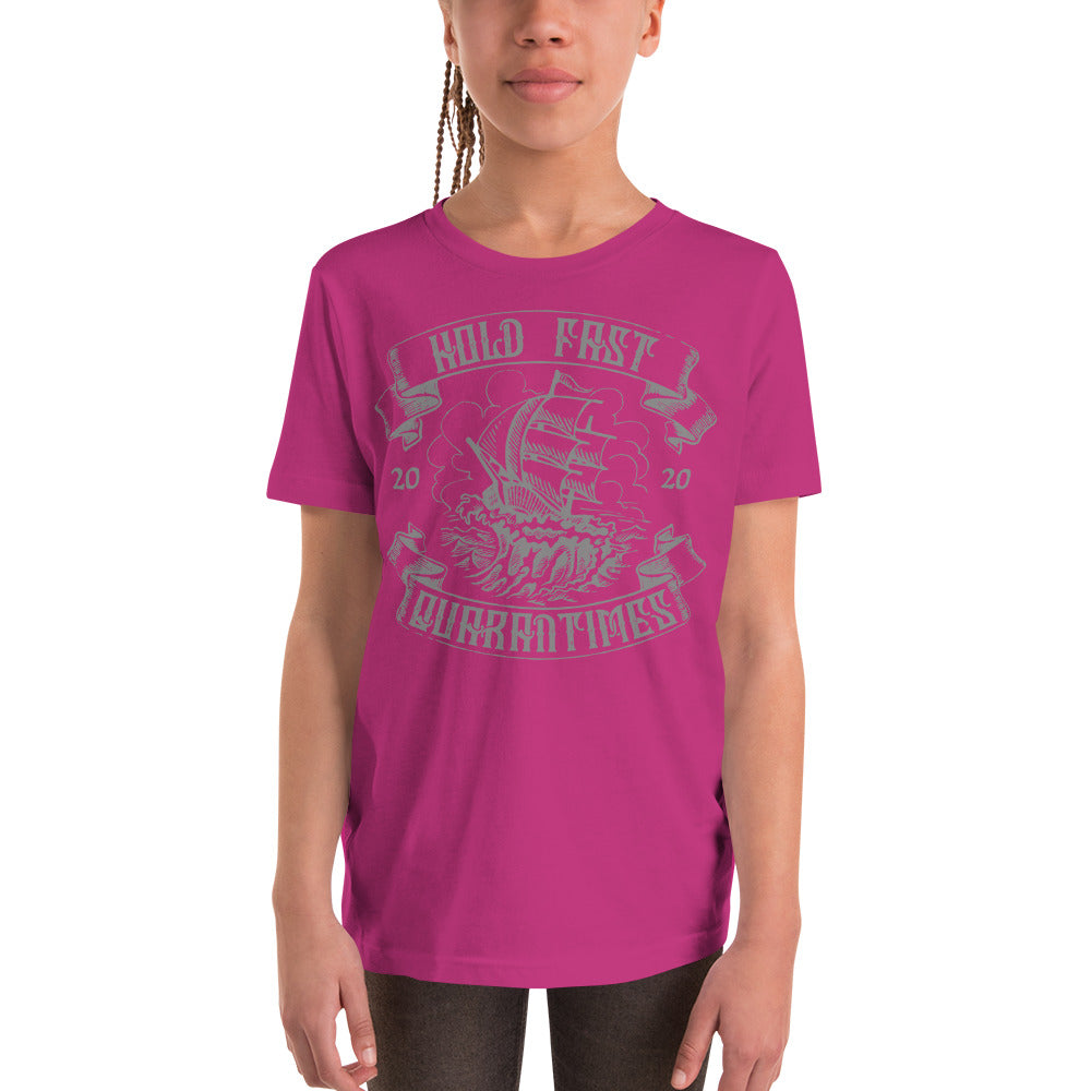 Hold Fast Youth Short Sleeve T-Shirt