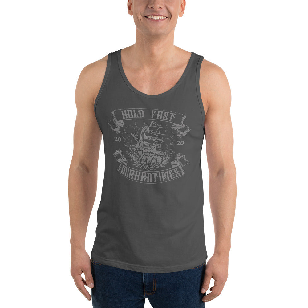 Hold Fast Unisex Tank Top