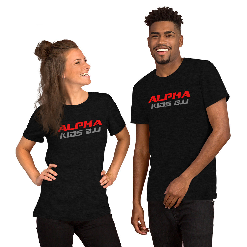 Alpha Kids Front Only ADULT Short-Sleeve Unisex T-Shirt