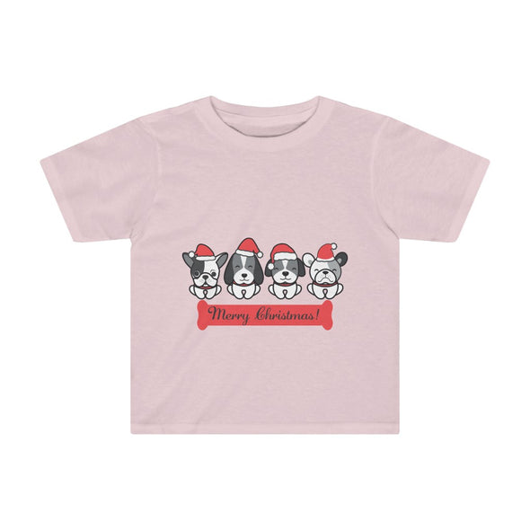 MERRY CHRISTMAS HOLIDAY KIDS TEE