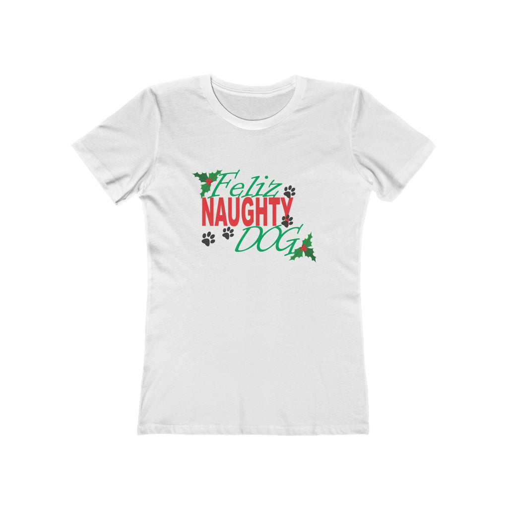 FELIZ NAUGHTY DOG BOYFRIEND TEE
