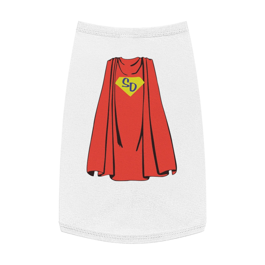 SUPER DOG CAPE PET TANK TOP
