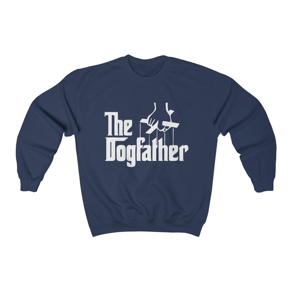 THE DOG FATHER UNISEX CREWNECK SWEATSHIRT